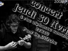 "photo de Concert JEUDI 30 AVRIL "" TYSRAN """