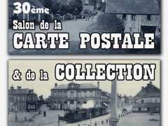 photo de 30° salon CARTE POSTALE & de la COLLECTION
