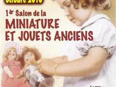 photo de 1er salon MINIATURES & JOUETS ANCIENS