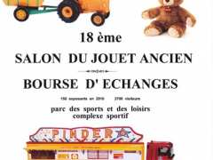 photo de 18 eme  salon du jouet ancien       bourse d ' echanges