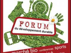 photo de Forum du développement durable