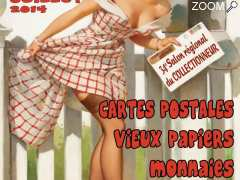 photo de LITTRY - salon cartes postales & collections