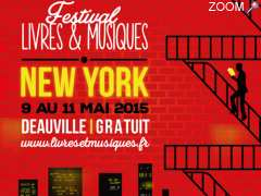 photo de Festival Livres & Musiques : Deauville on the road again