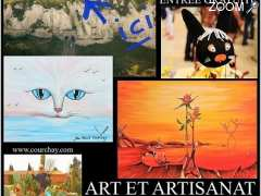 EXPOSITION DU PEINTRE SURREALISTE JEAN CLAUDE COURCHAY