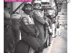 photo de 24H du Mans / On the pit lane